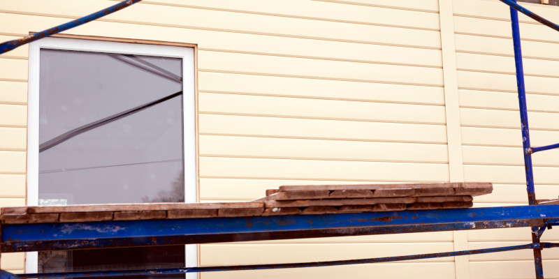 Siding Contractor Near Bloomington Minnesota